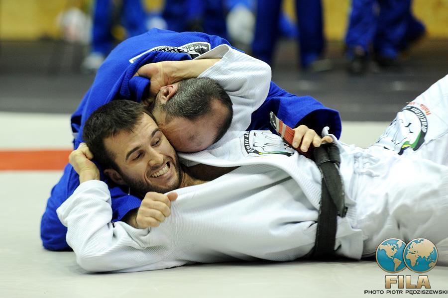 Brazilian Jiu Jitsu Verona - Leteri, Principe degli Strangolamenti.
