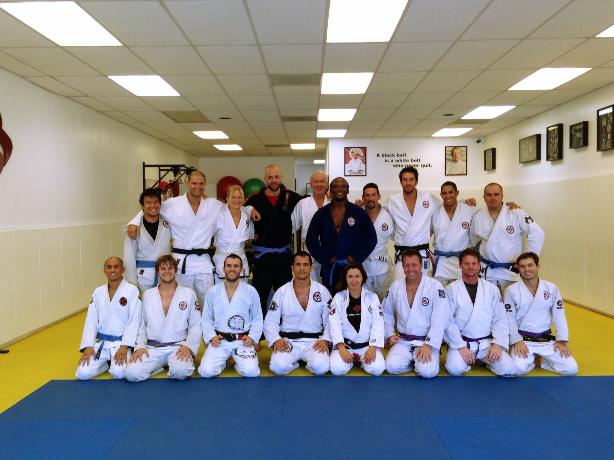 Jiu-Jitsu Foundation - La Mesa, California