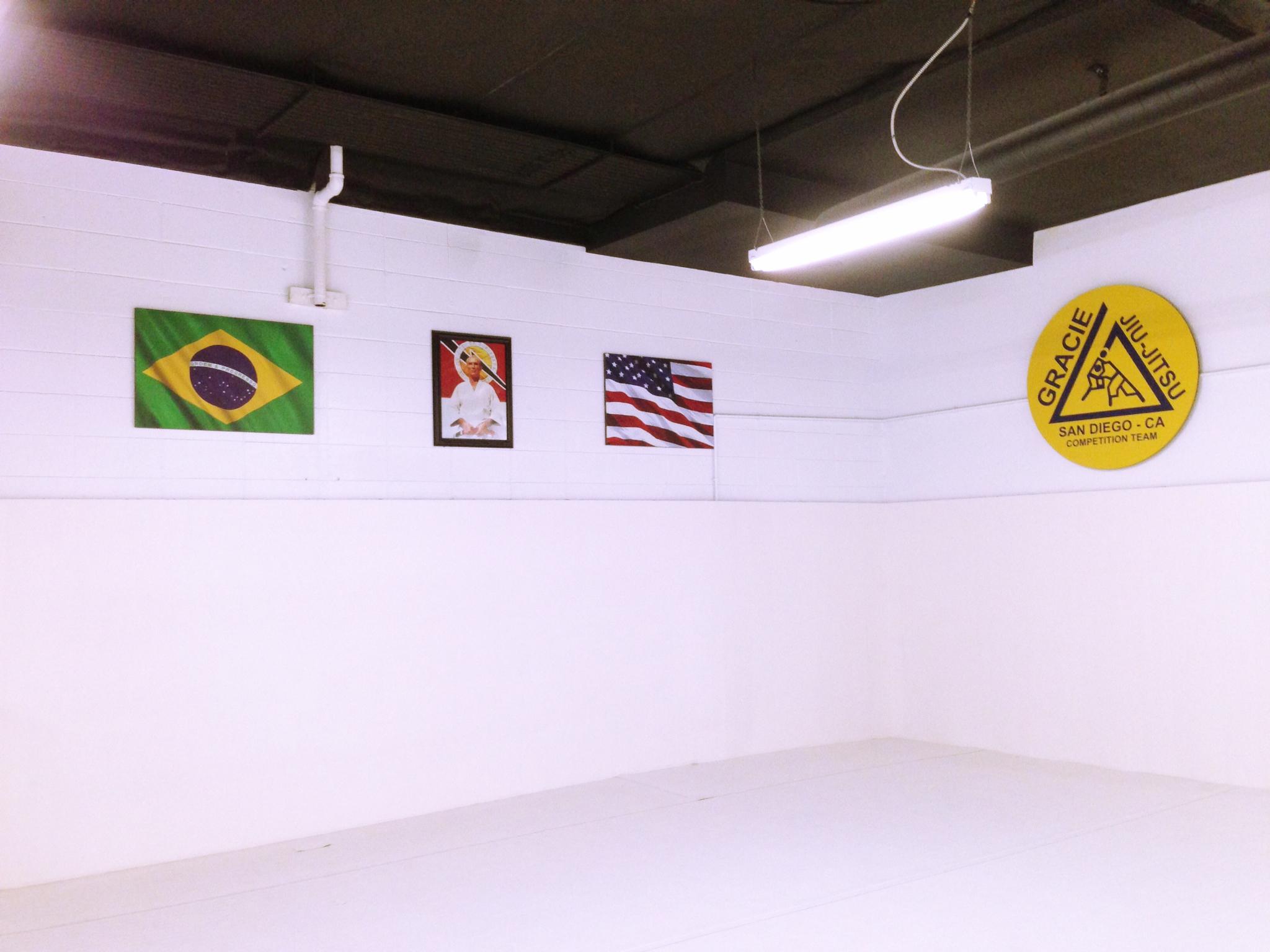 Gracie Humaita HQ - Sede Mondiale a San Diego