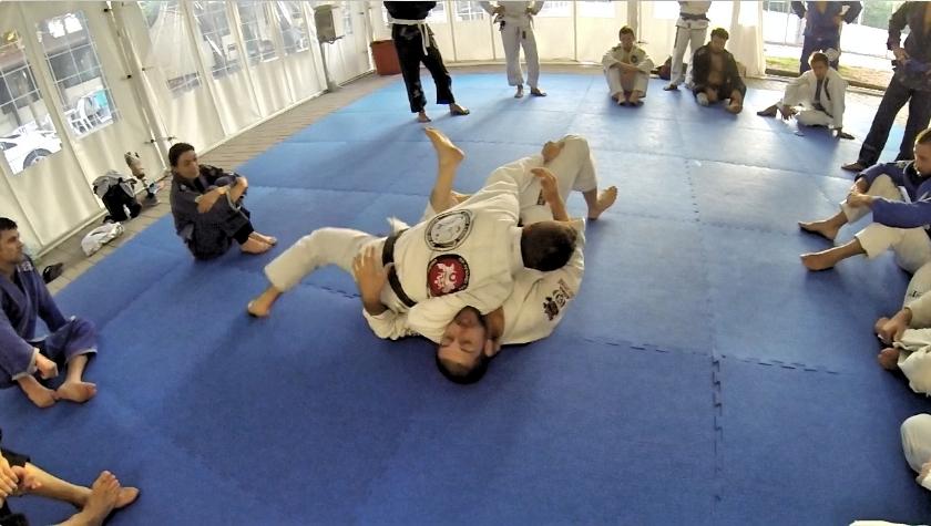 Prof. Marcel (F.lli Leteri Brazilian Jiu Jitsu - Verona)
