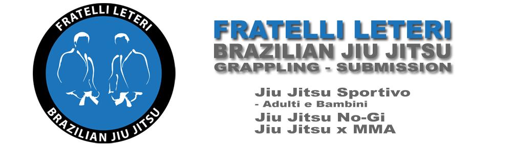 Brazilian Jiu Jitsu Verona - Fratelli Leteri - scuola di Jiu Jitsu Brasiliano e Grappling a Verona.