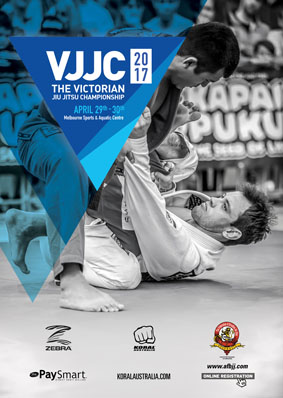Great medal haul for Coach Marcel Leteri Sasso de Oliveira and Cia Paulista Brunswick at the 2017 Victorian Jiu Jitsu Championship